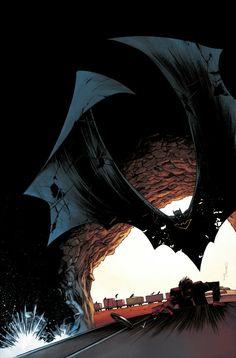 Batman by Declan Shalvey