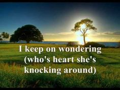 Who's Holding Donna Now (with Lyrics) - El DeBarge