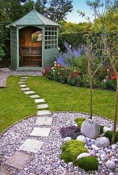 Lauren S Garden Inspiration Small Garden Ideas Pinterest