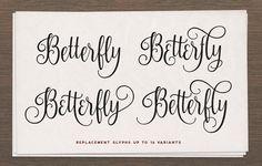 30 Superb Script Fonts Bundle