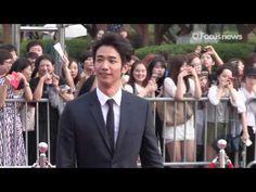 '브로콜리 보이' 류이호 (Liu Yi Hao | Jasper Liu), 훈훈한 미소와 손짓 [서울드라마어워즈] - YouTube