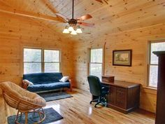 cabin greast rooms | Luxury North Georgia Cabin Rentals - Hidden Creek - Great Room