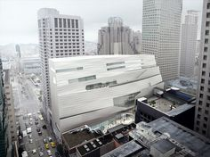 Expansion Project SF MOMA by Snøhetta - 2013 - usseglio prinsi eleonora