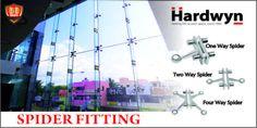 Buy Hardwyn Four way Spider Fittings