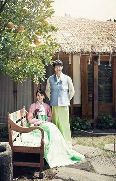 Hanbok | weddingritz.com
