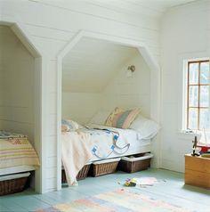 Sleeping Nook Steven Gambrel Beach House Pinterest