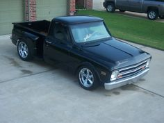 please post 67-72 Black trucks here - Page 3 - The 1947 - Present Chevrolet & GMC Truck Message Board Network