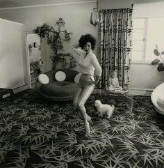 Blaze Starr. Diane Arbus 1964