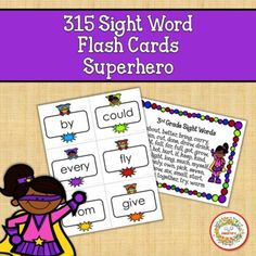 Using flashcards is a great way to learn high-frequency sight words. Print these sight words flashcards on heavy card stock for durability. Laminate them if desired. Keep them in a stack or place them… More