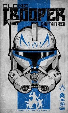 Poster Clone Wars by Daniel Campos via Behance - Star Wars Mandalorian - Ideas of Star Wars Mandalorian - Poster Clone Wars by Daniel Campos via Behance Star Wars Clones, Star Wars Clone Wars, Star Trek, Star Wars Fan Art, Stormtrooper, Darth Vader, Cuadros Star Wars, Images Star Wars, Star Wars Painting