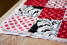 Free Motion Quilting Tutorial & VIDEO!   Prudent Baby