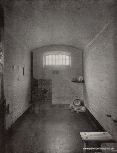 A Cell in Newgate Prison
