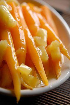 Hawaiian Carrots #recipes