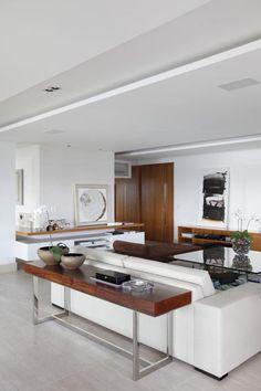 Apartamento PSP | Projeto: Yamagata Arquitetura | Fotos: MCA Studio