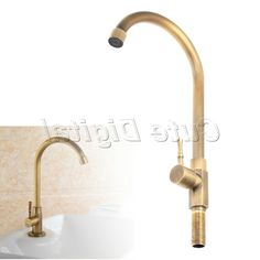 39.99$  Buy now - https://alitems.com/g/1e8d114494b01f4c715516525dc3e8/?i=5&ulp=https%3A%2F%2Fwww.aliexpress.com%2Fitem%2FAntique-Brass-Luxury-Bathroom-Sink-Faucet-Single-Handle-Swivel-Spout-Kitchen-Faucets-Vessel-Sink-Mixer-Water%2F32660460715.html - Antique Brass Luxury Bathroom Sink Faucet Single Handle Swivel Spout Kitchen Faucets Vessel Sink Mixer Water Tap Basin Faucets