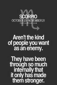 Scorpio - Approved Zodiac Mind Scorpio Quotes Image Compilation: 51 Picture Quotes About Scorpio from ZodiacMind. Zodiac Mind Scorpio, Scorpio Sun Sign, Astrology Scorpio, Scorpio Traits, Scorpio Love, Scorpio Quotes, Zodiac Quotes, Zodiac Signs, Scorpio Woman