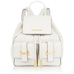 Marly leather backpack Michael Michael Kors