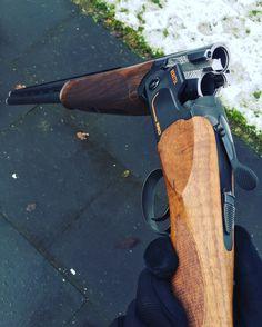 """Beretta 690 Sporting Black over under barrel"" kleiduiven / jachtgeweer!!"
