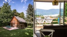 Tiny House, Cabin, House Styles, Holiday, Home Decor, Vacations, Decoration Home, Room Decor, Holidays