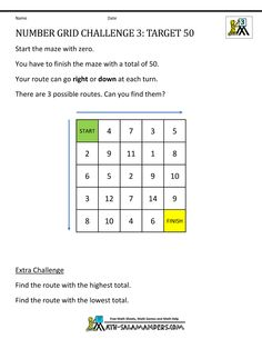 5 Math Grids Worksheets Grade Morning Worksheets For Ade Rounding Work Lessons Tes √ Math Grids Worksheets Grade . Free Printable Grade English Worksheets Math with in Math Worksheets Grid Puzzles, Maths Puzzles, Printable Math Worksheets, Kindergarten Worksheets, Classroom Activities, Free Printable, Number Grid, Sets Math, Tes