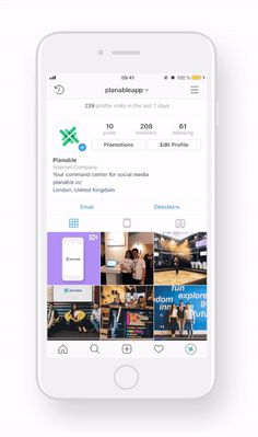 The Hidden Features of Instagram and How They'll Help You - Planable New Instagram, Instagram Story, Instagram Users, Social Media Services, Social Media Marketing, The Big Year, Full Capacity, Business Profile