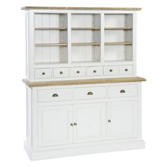 French Country Large Dresser