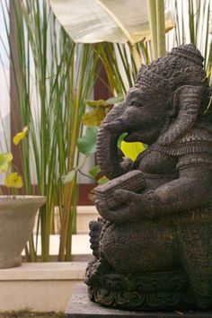 Ganesha - All About Balcony