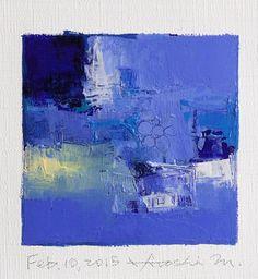 https://flic.kr/p/qQzwwe | feb102015 | Oil on canvas  9 cm x 9 cm  © 2015 Hiroshi Matsumoto  www.hiroshimatsumoto.com