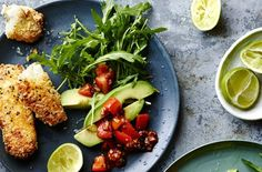 Joe Wicks' halloumi fries are the perfect compromise between healthy and indulgent. This Body Coach recipe is low in carbs, so it's ideal if you're trying to shed pounds or cut down on carbohydrates. Halloumi is always a favourite for veggies, and this is Vegetarian Recipes, Snack Recipes, Cooking Recipes, Healthy Recipes, Vegetarian Dish, Bodycoach Recipes, Vegetarian Dinners, Recipies, Clean Recipes