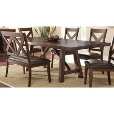 Greyson Living Chester 96-Inch Dining Table | Overstock.com Shopping - The Best Deals on Dining Tables