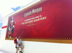 New Captain Morgan Visitor Center on St. Croix, US VIrgin Islands. Captain Morgan, Us Virgin Islands, Bucket, Vacation, Party, Travel, Fiesta Party, Buckets, Viajes