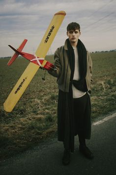 Billy Vandendooren | Photographed by Fanny Latour-Lambert for Apollo Magazine