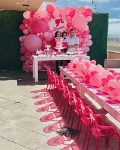 Barbie Party Ideas 5 Year Old . Barbie Party Ideas 5 Year Old . Barbie Party Decorations, Barbie Theme Party, Barbie Birthday Party, Balloon Decorations, Birthday Decorations, 2 Birthday, Happy 4th Birthday, 6th Birthday Parties, Birthday Ideas