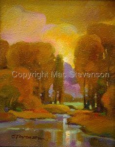 Mac Stevenson: Late Summer Dawn