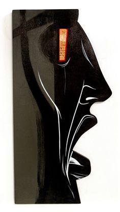 originalgiantcontent:  Sculpture by Dave Kinsey, 2013.