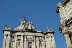 Foro Romano, Rome,  Italy : Santi luca e Martina