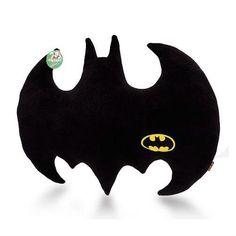 Batman throw pillow!