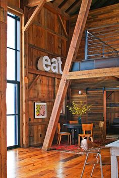 Northworks Architects and Planners Barn