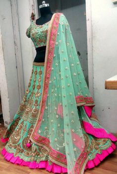 Engagement/ Sangeet - Outfits
