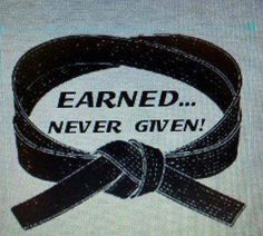 Earned Never Given
