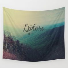 Explore+Wall+Tapestry+by+Olivia+Joy+StClaire+-+$39.00