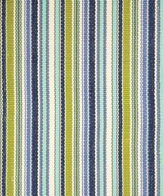 Pond Stripe Indoor/Outdoor Rug | $130-$585 from Bliss Home & Design