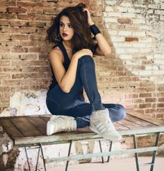 Adidas NEO. Check out Selena's collection at the Adidas website!