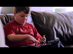 iPad for kids with autism, I've seen and heard about this more than once or twice makes sense that Aaron works my iPhone better than I .