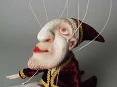 Jiri Bares / The Art of Puppets / Puppet House