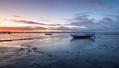 Empty tide by PauloNogueira Empty, Portugal, Celestial, Sunset, Water, Boats, Travel, Outdoor, Budget