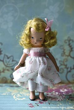 Nancy Ann Storybook dolls ... had two glass fronted cabinets my dad built, full of these girls!