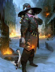 Alchemist. Chaotic