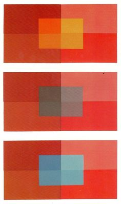 1000 images about joseph albers on pinterest josef for Josef albers color theory