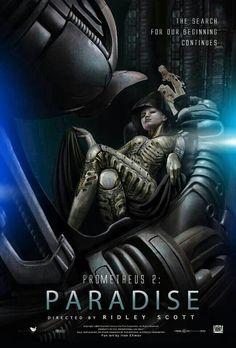 Prometheus 2: Paradise